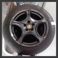 "Alfa Romeo (159) 17"" 5 Spoke Sport Rims"