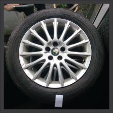 "Alfa Romeo (147/156) 16"" 5 Spoke Sport Rims"