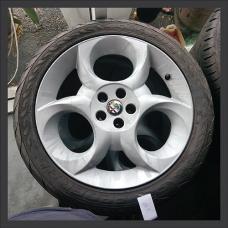 "Alfa Romeo (147/156) 17"" 5 Spoke Sport Rims"